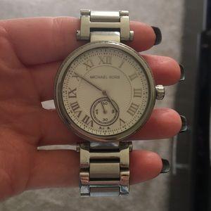 Accessories - Silver Michael kors watch